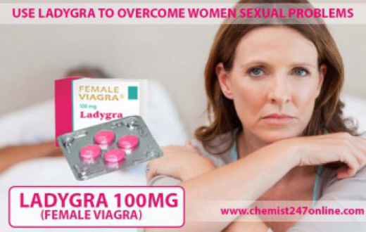 Ladygra pills 100 mg Sildenafil Tablets